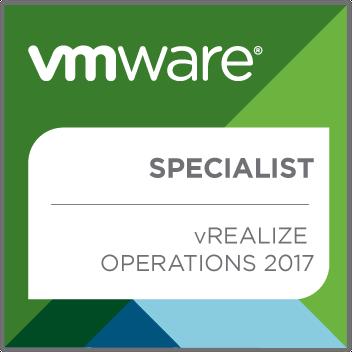 vmware_specialist_vRealizeOps2017
